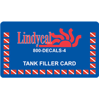 Tank Fill Cards - Red-Blue